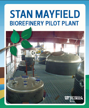 Groundbreaking ceremony at Mayfield Biorefinery Plant